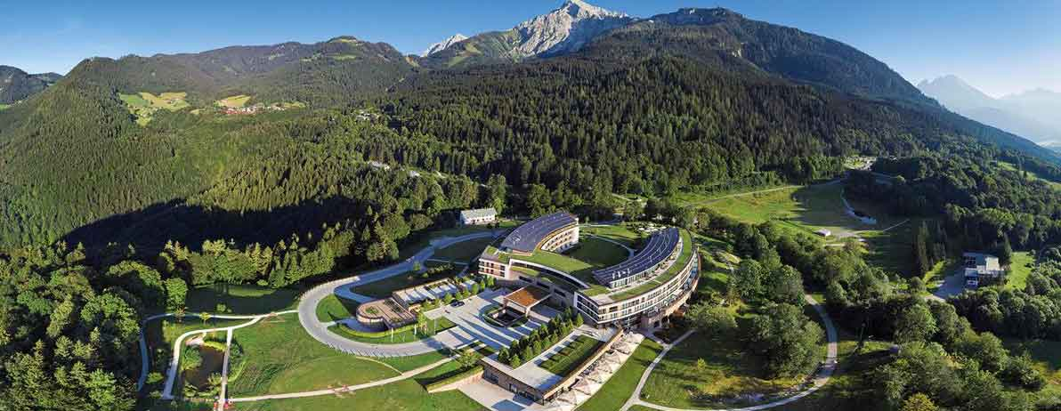 Kempinski Hotel in Berchtesgaden