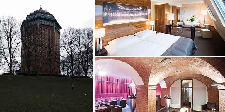 Hotel-Test: Hotel Mövenpick in Hamburg