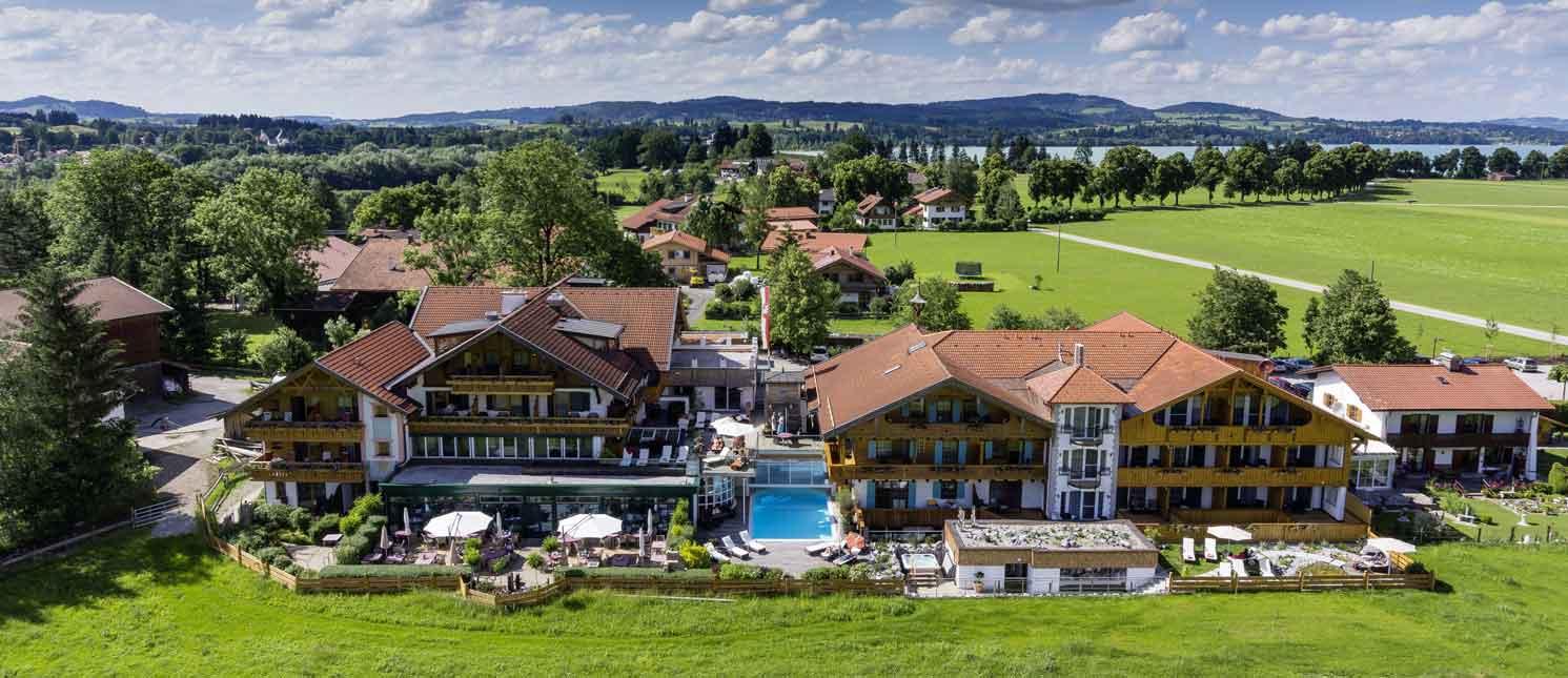 Das Hotel Rübezahl im Schwangau