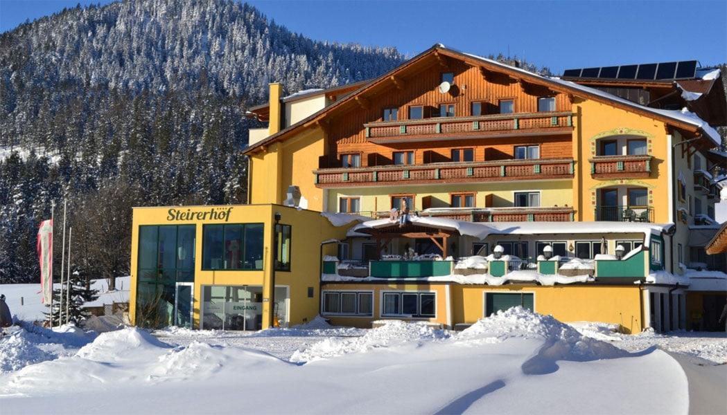 Lisa hat das Hotel Steirerhof in Schladming getestet.