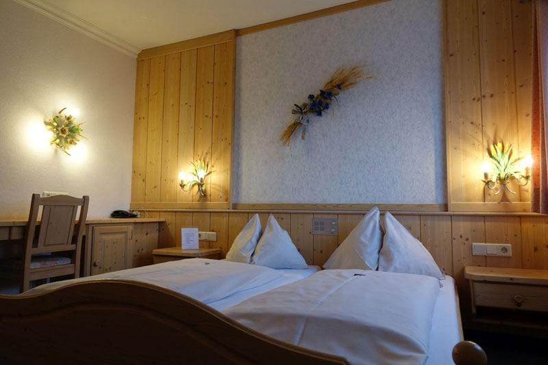 Gemütliche Zimmer im Hotel Steirerhof