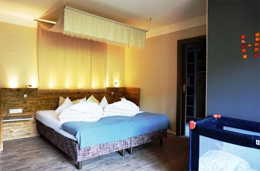 Komfortable Zimmer im Ellmauhof