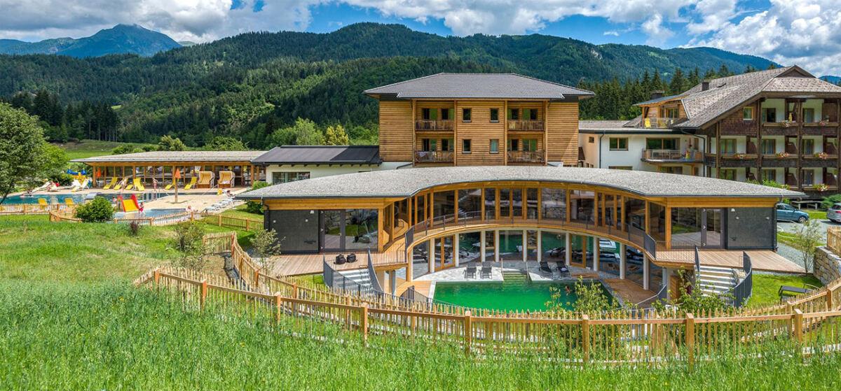 Urlaub mit Kindern im Familienhotel Kreuzwirt