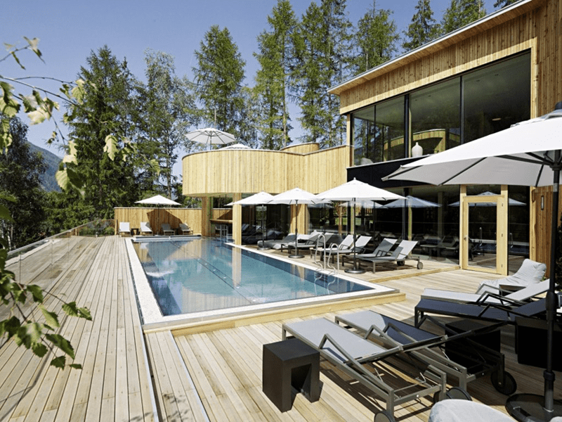Naturhotel Waldklause, Österreich