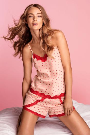 Pyjama-Set Heart