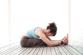 Yoga Zange; Bildquelle: istockphoto, Casarsa