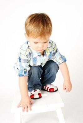 Unfälle im Kinderzimmer; Bildquelle: istockphoto, andieh