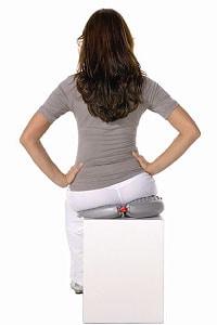 Magic Sit - im Sitzen Bauch- und Rückenmuskeln trainieren; Bildquelle: magic-sit, PR