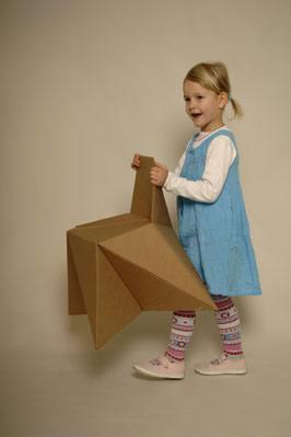 Kindermöbel zum Falten; Bildquelle: foldschool.com