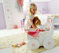 Spielend lernen Kinder, Ordnung zu halten; Bildquelle: Callwey Verlag