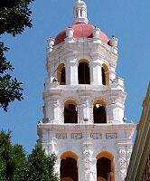 Kirche in Puebla