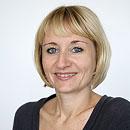 Elisabeth Schuller, Kommunikationsmanager bei General Motors, benutzt den Magic Sit seit einem halben Jahr; Bildquelle: magic-sit, PR
