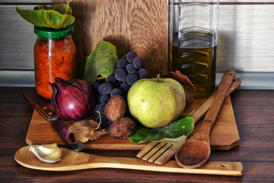 Ernährung beeinflusst die Intimflora ebenfalls