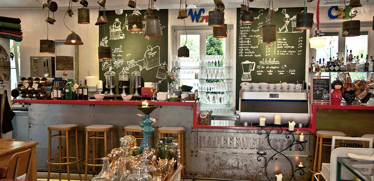 Die Kaffeewerkstatt am Wolfgangsee