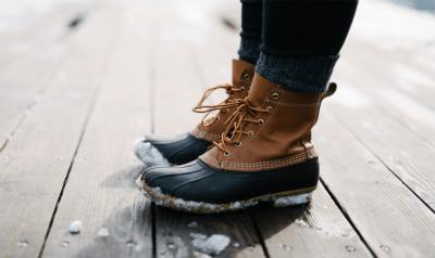 Winterzeit ist Kalte-Füße-Zeit