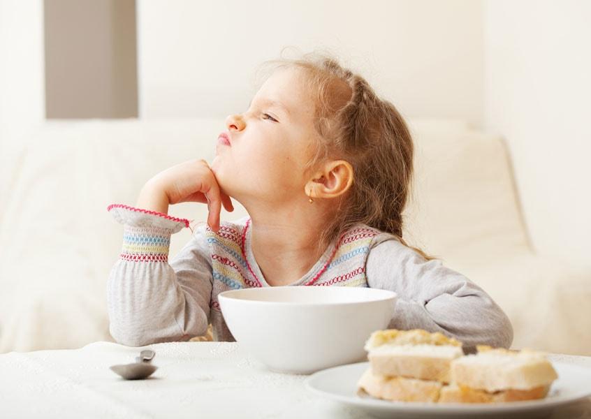 So schaffst du es, dass dein Kind auch gesunde Dinge isst