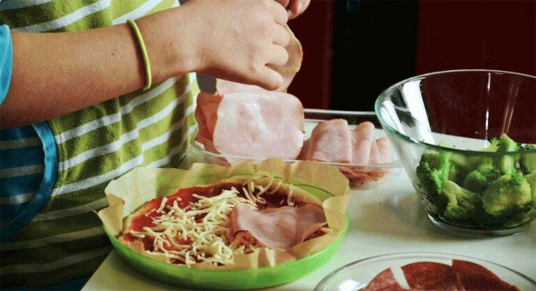 Blitzrezepte für Kinder und Tipps zur Ernährung