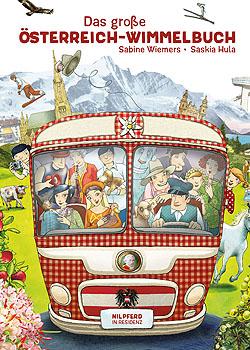 Das große Österreich-Wimmelbuch; Bildquelle: Residenz Verlag