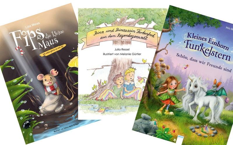 Kinderbücher für die Kleinsten