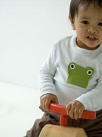T-Shirt Froggy von Modepolizei bei Hokohoko.com; Bildquelle: Hokohoko
