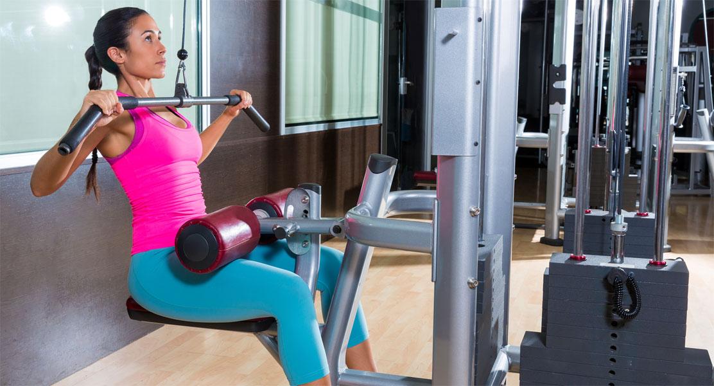 Verkürzen sich beim Krafttraining meine Muskeln?