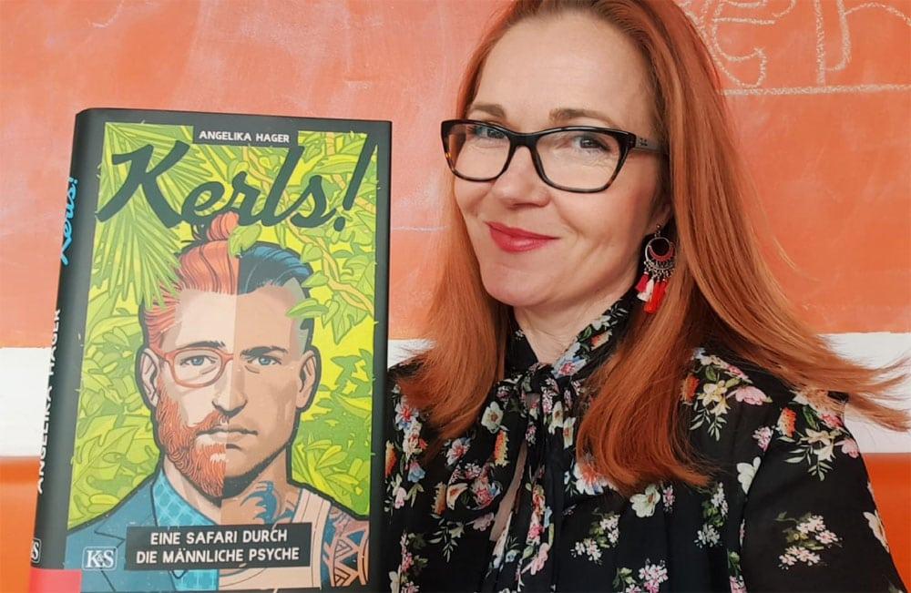 Susanne hat das neue Buch von Angelika Hager gelesen.