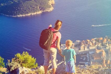 Das Urlaubsland Kroatien ist besonders für Familien attraktiv