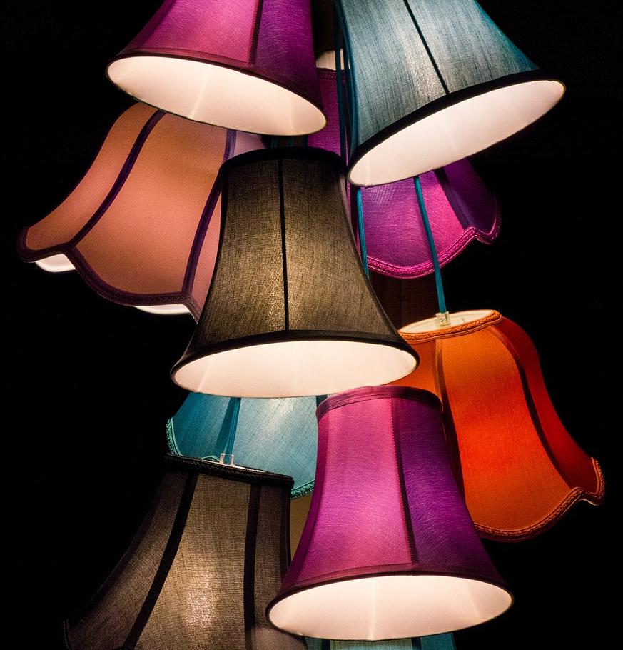 Gemütliche Beleuchtung fürs Wohnzimmer