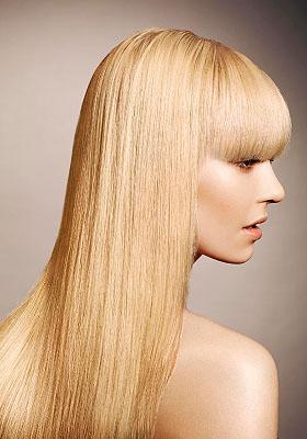 Lange, gepflegte Haare sind immer top