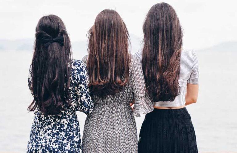 Pflege- und Stylingtipps für lange Haare