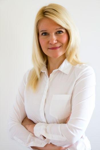 Larissa Kravitz aka Investorella