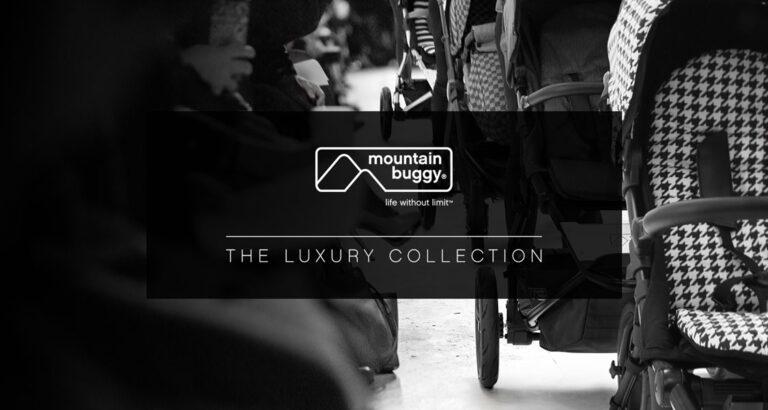 Die Luxury Collection von Mountain Buggy