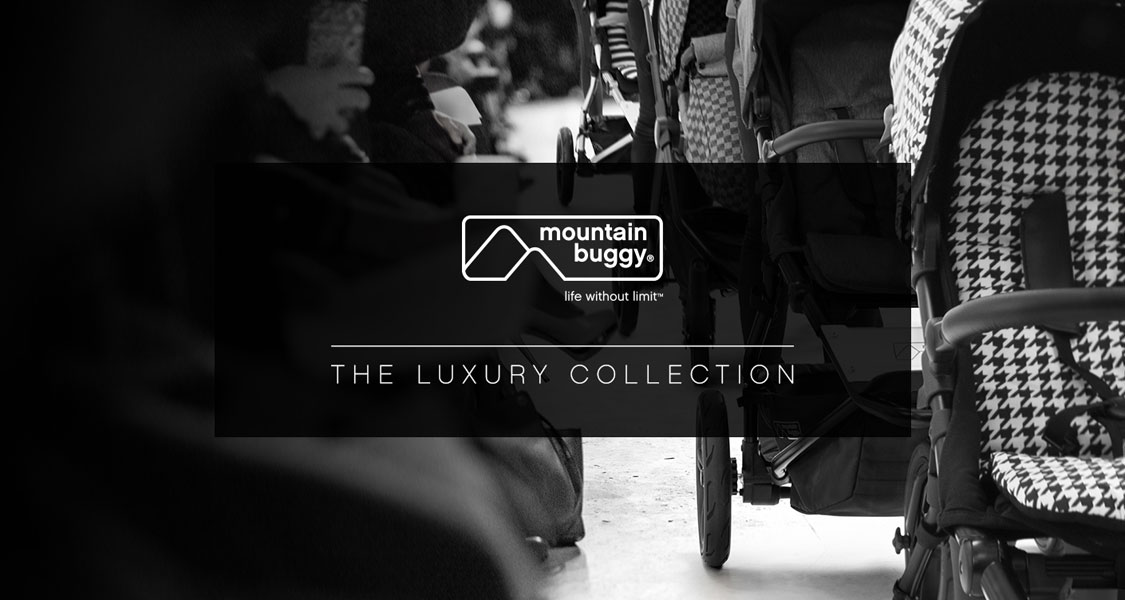 Luxury Collection von Mountain Buggy