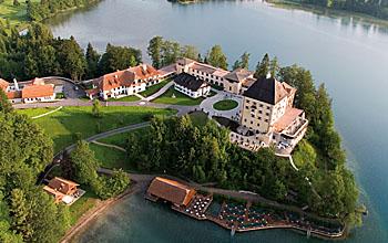 Schloss Fuschl; © Schloss Fuschl