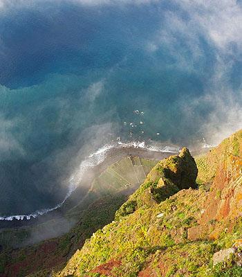Cabo Girao in Madeira