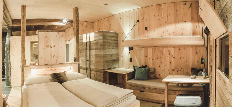 Zimmer im woodenstyle