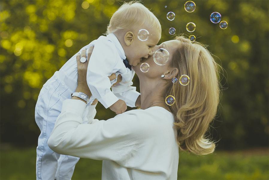Richtige Ernährung für Mama und Baby