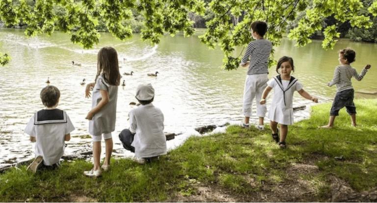 Festliche Kindermode - Teil 3