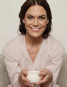 Melatonin in Milch