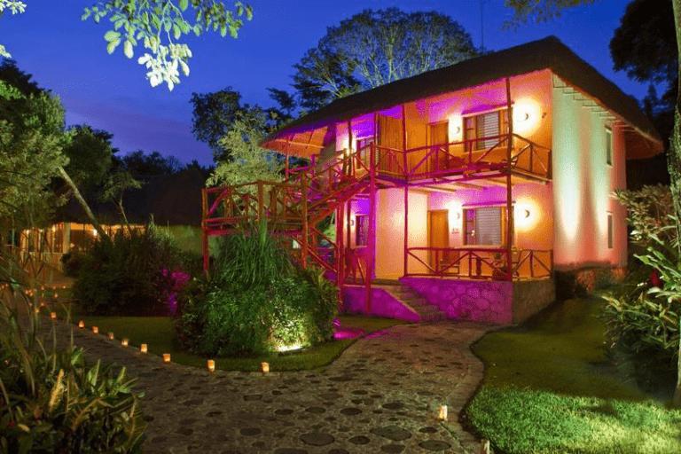 Die 10 schönsten Öko-Hotels weltweit