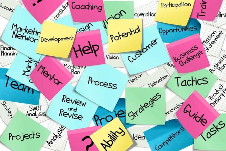 Mind Maps: wie du sie für dein Business einsetzt