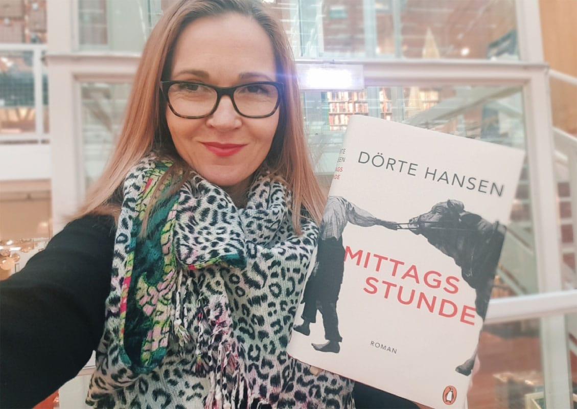 Susanne hat eine Buchempfehlung für Didi Kühbauer.