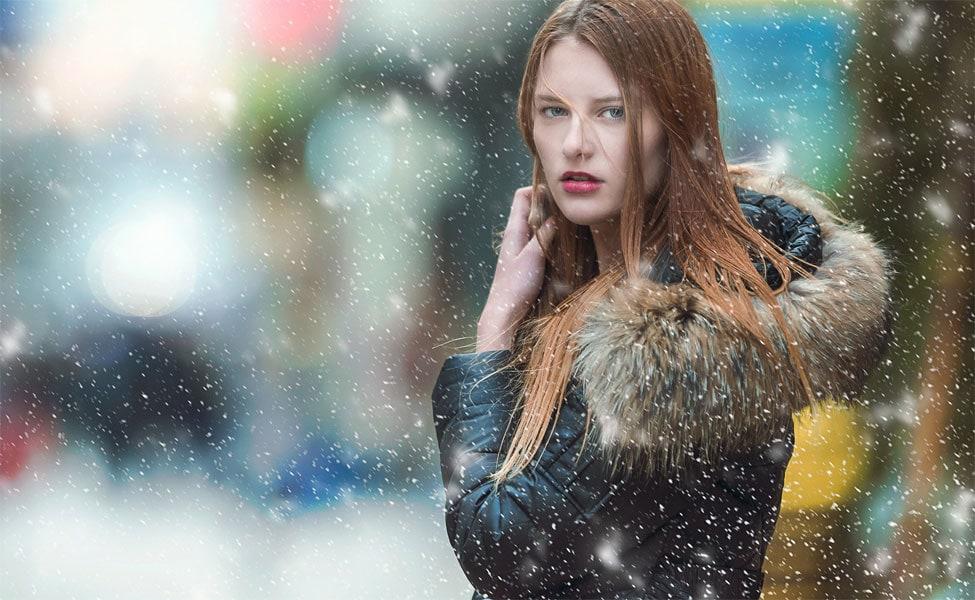 Mit der richtigen Mode kann uns der Winter nichts anhaben!