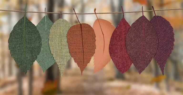 Fall in Love: Farbliche Modetrends für den Herbst