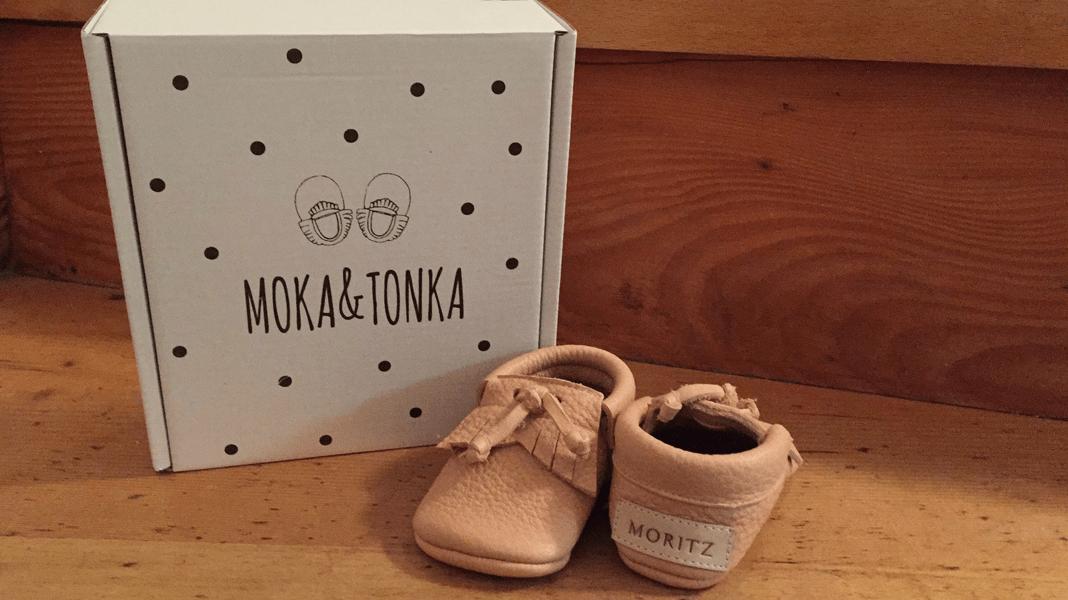 Mokassins von Moka&Tonka