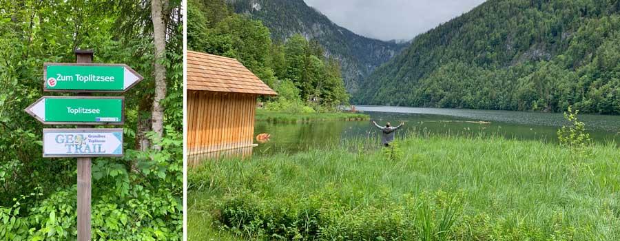 Ausflug zum Toplitzsee © Heike Wallner
