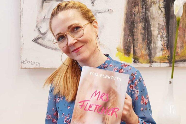 """Buch-Tipp: """"Mrs Fletcher"""" von Tom Perrotta"""