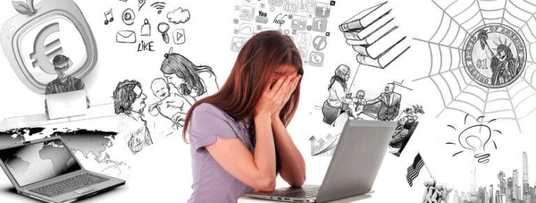 Macht Multitasking Frauen krank?
