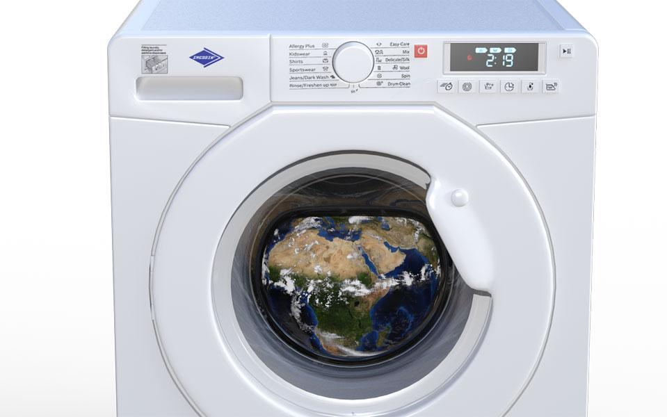 Umweltschonend Wäsche waschen - so geht`s!