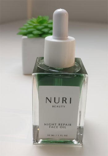 Das Nuri Beauty Night Oil für dich getestet